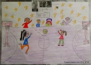 Basket Lover 2014 Nº40