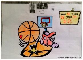 Basket Lover 2014 Nº42