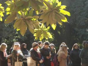 Capacitación docente - Jardín Botánico