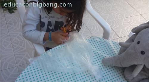 cortando los tentáculos