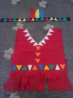 atividades para o dia do índio