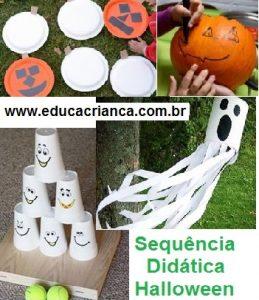 atividades de Halloween