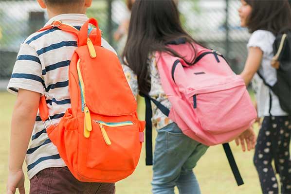 grupos de convivencia o burbuja en el colegio
