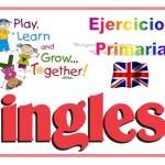 ejercicios ingles 5 primaria