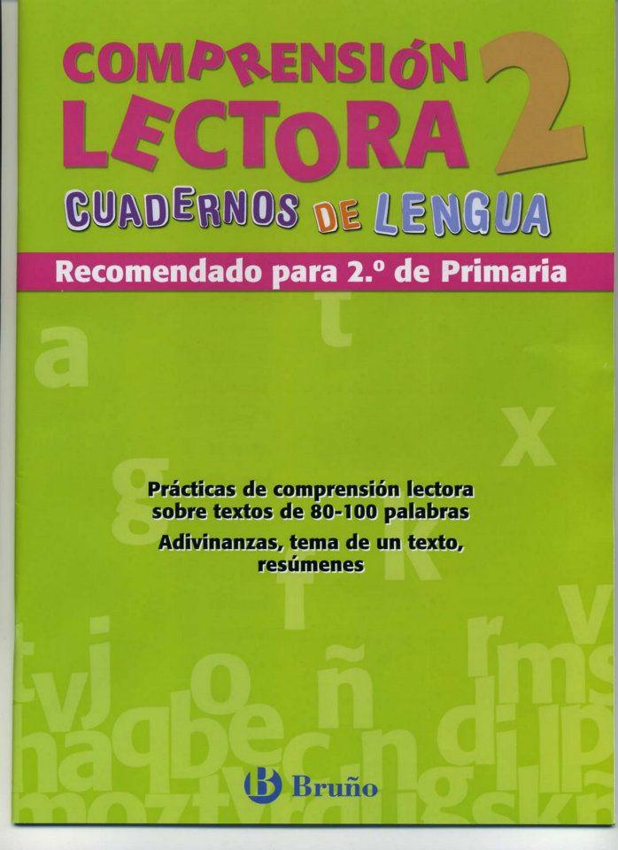 Cuadernos de Lengua Comprensión lectora 2