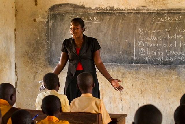 GES UPGRADING TEACHERS