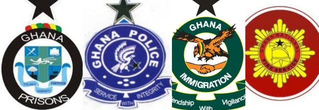 SHORTCODES GHANA SECURITY RECRUITMENT FORMS