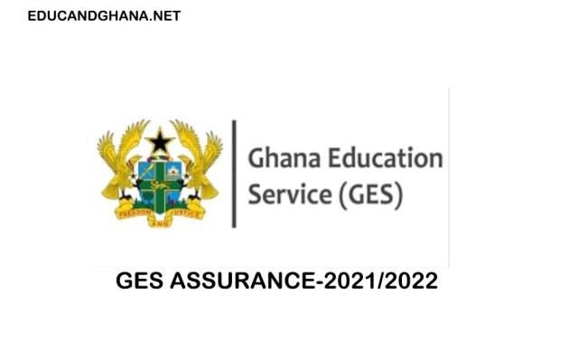 GES 2021 regional assurance
