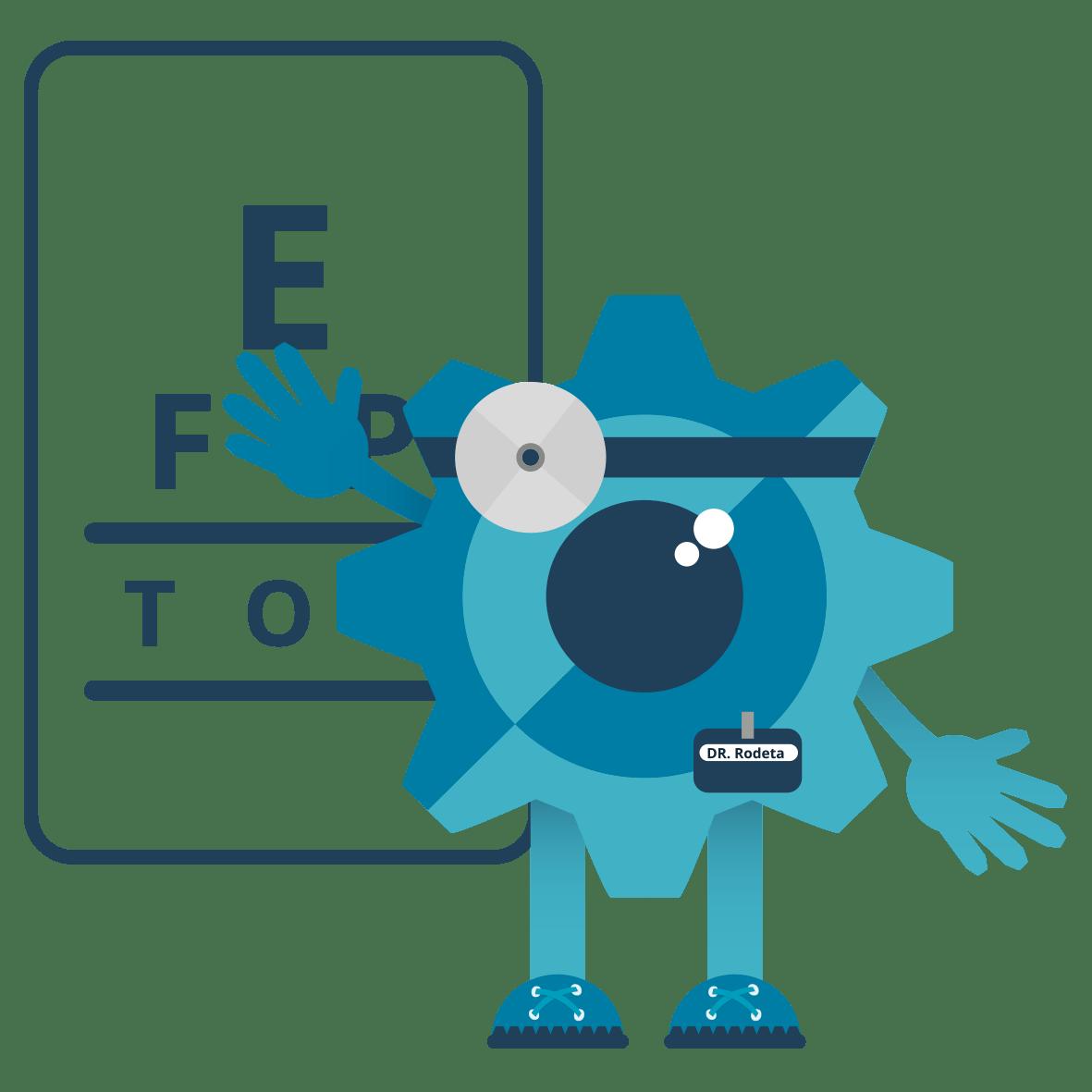 Eficacia Visual | Evaluación Visual | en Educando tu mirada