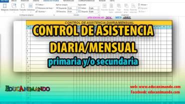 control-de-asistencia-para-el-maestro