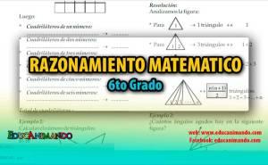 razonamiento-matematico-6to-grado