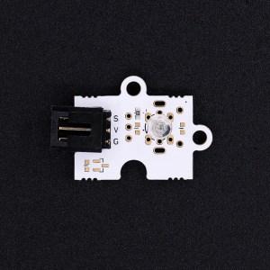 LED 5mm COLOR AMARILLO eBOTICS