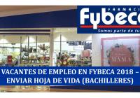 Vacantes de Empleo en FYBECA 2018 - Enviar Hoja de Vida