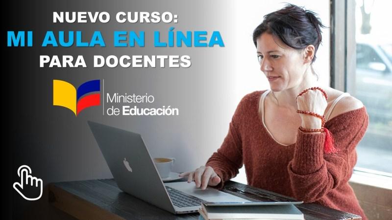 mi aula en linea, mi aula en línea
