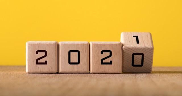 Meilleurs voeux sportifs pour 2021