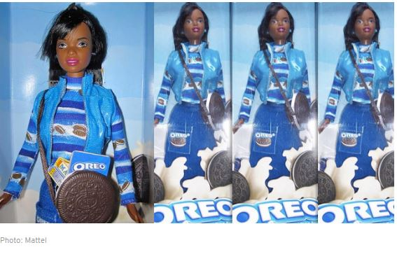 Meet Oreo Barbie