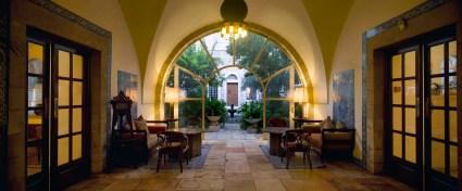 Jerusalem - lobby - American Colony Hotel