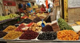 Jerusalem - street market
