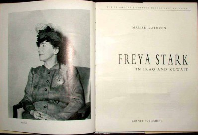 Freya in the 1950's