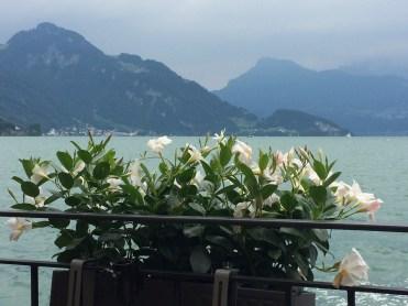 Lake Lucerne - beautiful alpine lake