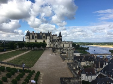 Royal Chateau of Amboise