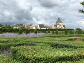 Villandry - gardens