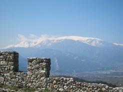 Greece - Mt Olympus, snow capped