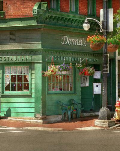 Donna's restaurant