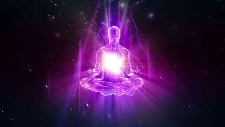 01 Human Meditation Energy DNA Frequency