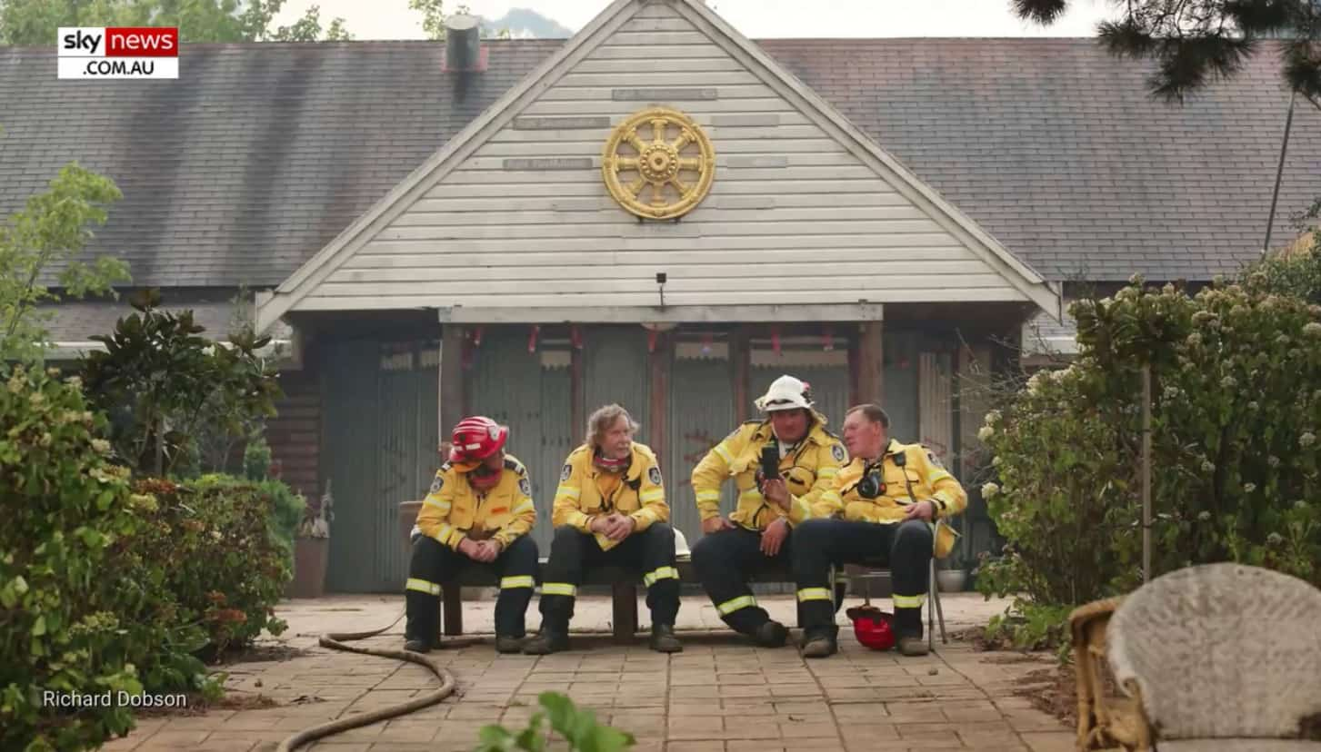 Firefighters Buddhist Temple
