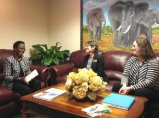 Ambassador Endorses ETI