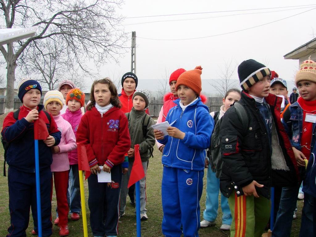 29 sept. Ziua europeană a sportului școlar