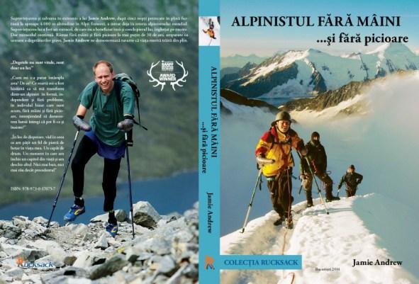 alpinistul fara maini si fara picioare