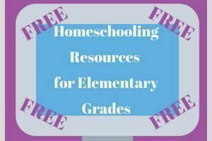 Free homeschool resources for elementary grades computer
