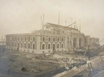 U.S. Immigrant Building at Ellis Island