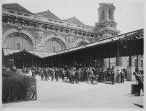 Ellis Island in 1910