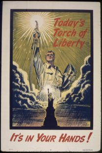 Today's Torch of Liberty