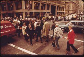 DOWNTOWN MANHATTAN, 05/1973