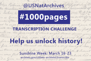 Transcription Challenge promotional image