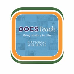 DocsTeach Bring History to Life National Archives