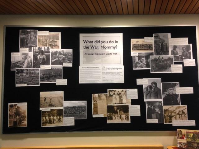 WWI board