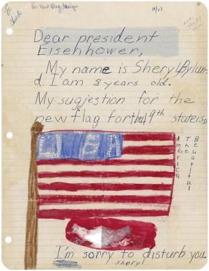 Letter from Sheryl Byland