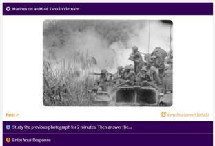 Photograph from the Vietnam War