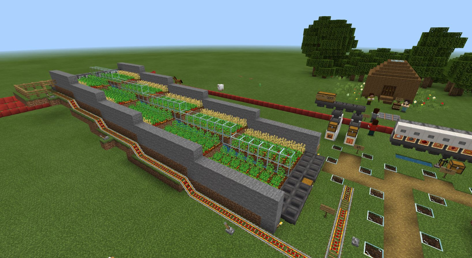 Farming Industrial Revolution