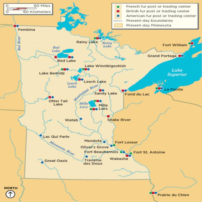 Historical Duluth Mn Map