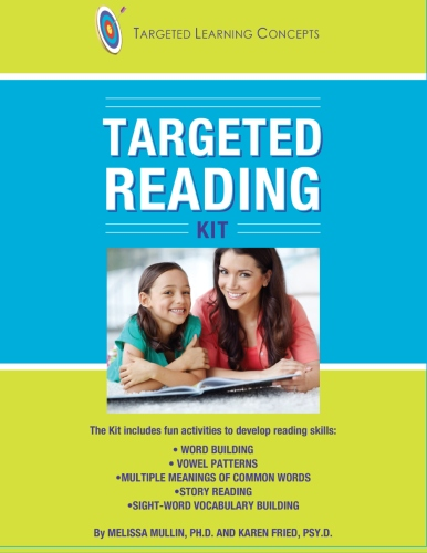 Targeted Reading Kit Cover