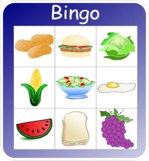 Make your own phonics Bingo game