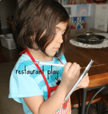 Turn lunch time into a restaurant game