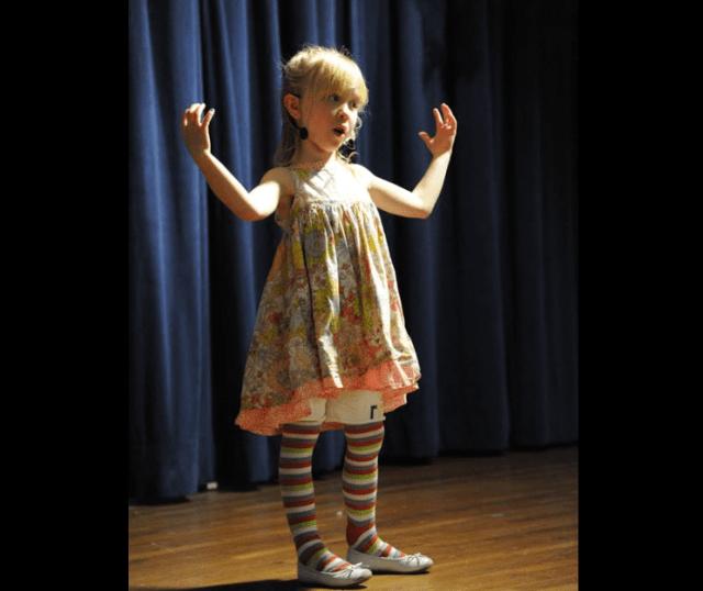 Nourish Your Child's Talent
