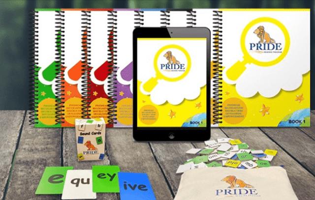Pride Reading Program Sample Lesson